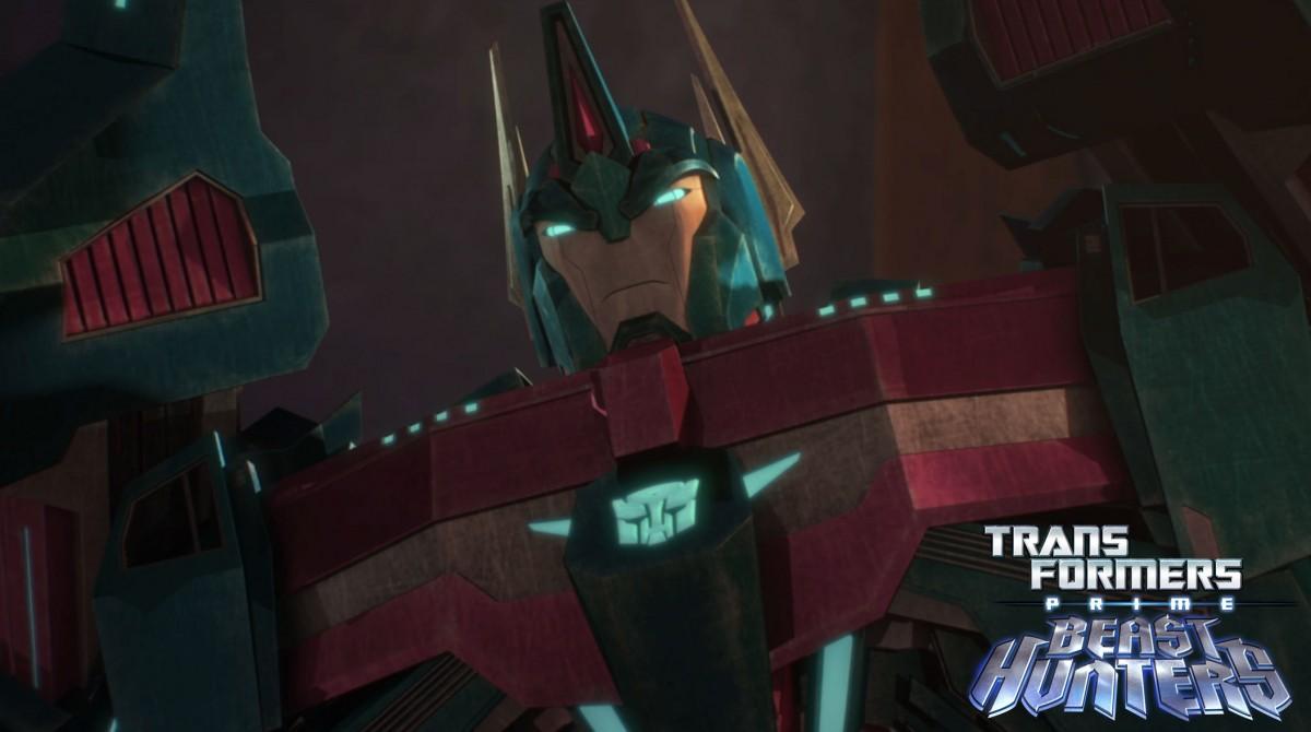 "TV Review: Transformers Prime: Beast Hunters - ""Prey"""