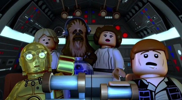 TV Review: LEGO Star Wars The New Yoda Chronicles