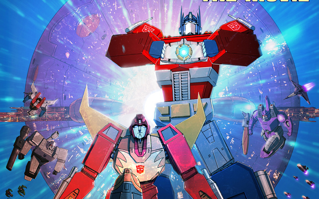 Blu-ray Review: Transformers: The Movie (30th Anniversary Edition)