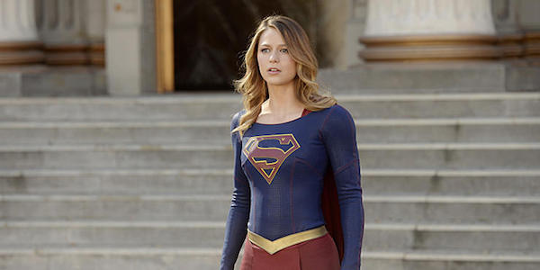 Supergirl: Season 2 - Interview with Melissa Benoist (Supergirl/Kara Danvers)