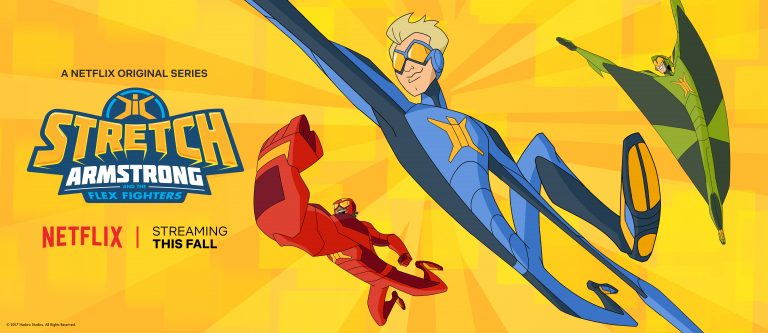 EXCLUSIVE INTERVIEW: Victor Cook discusses Stretch Armstrong and the Flex Fighters