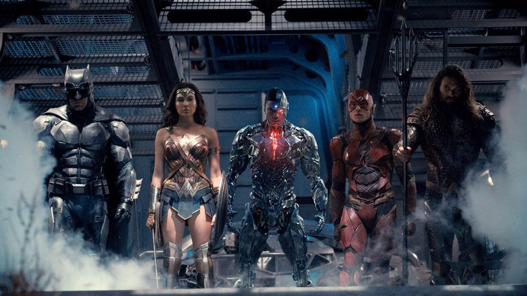 Movie Review: Justice League (Minor Spoilers)