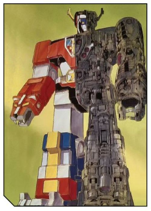 Book Review: Voltron: From Days of Long Ago: A Thirtieth Anniversary