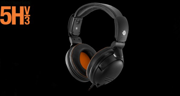 Gear Review: SteelSeries 5Hv3 Gaming Headset