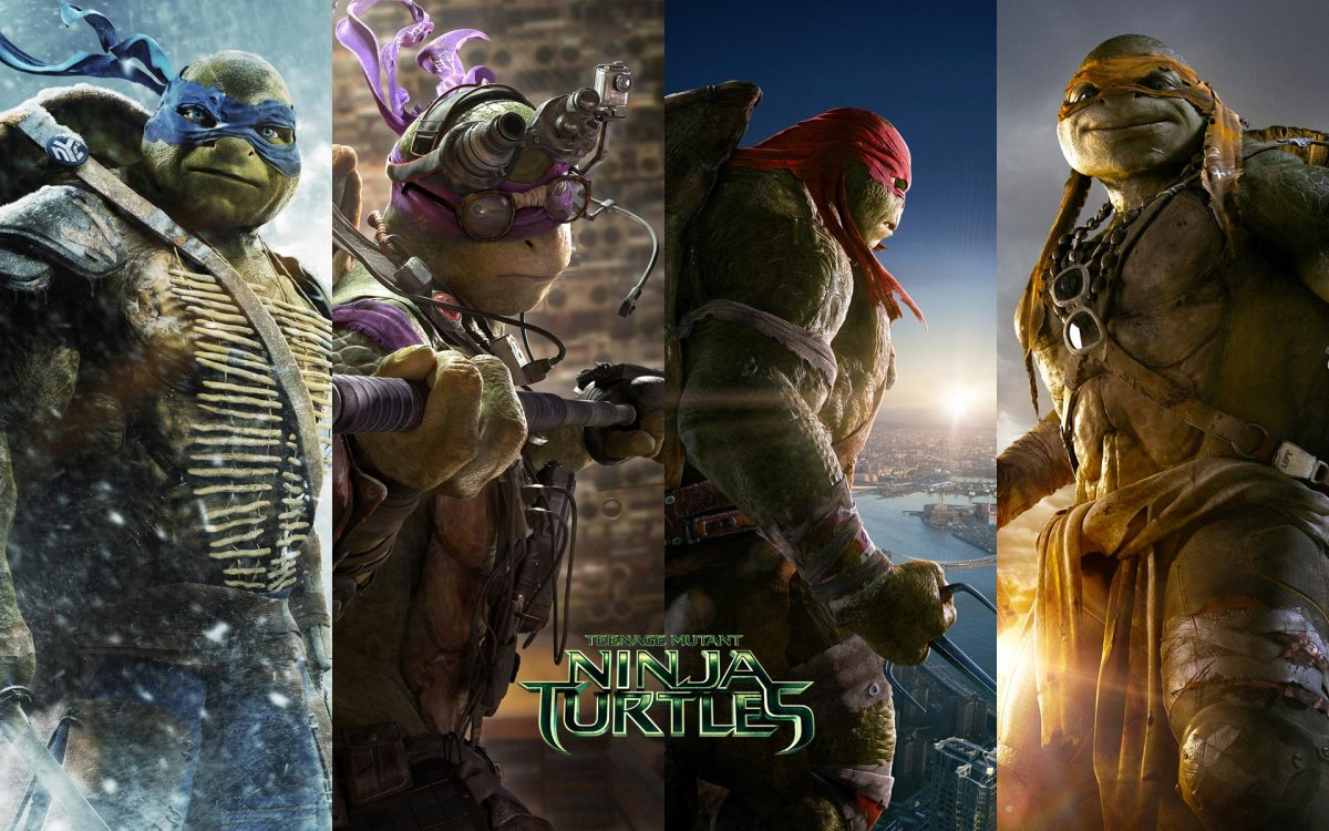 Movie Review: Teenage Mutant Ninja Turtles (2014)