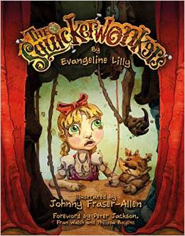 Book Review: The Squickerwonkers: Evangeline Lilly's Debut Children's Book