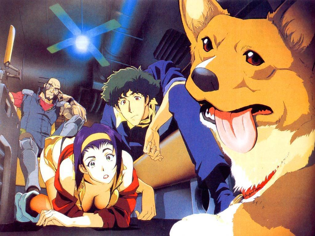 Blu Ray Review Cowboy Bebop The Complete Series