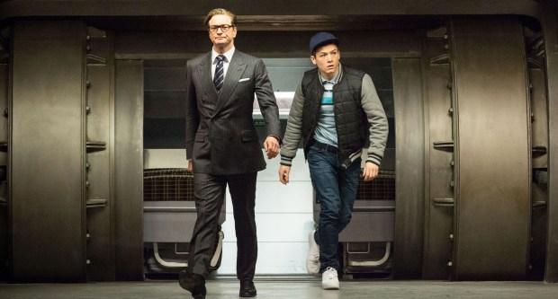Movie Review: Kingsman: The Secret Service