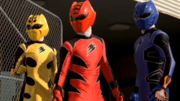 Power Rangers JungleFury