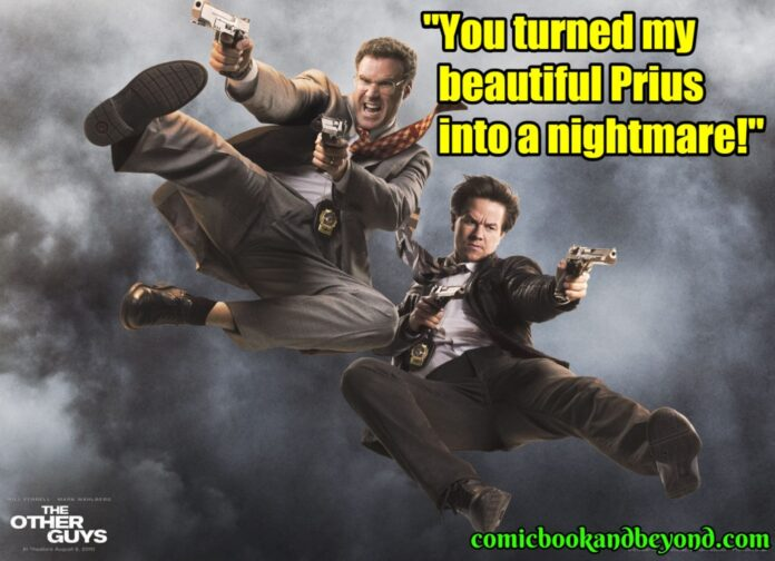 100 the other guys quotes about the 2010 american buddy cop