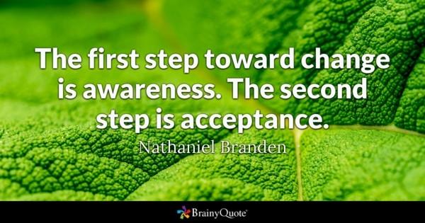 awareness quotes brainyquote