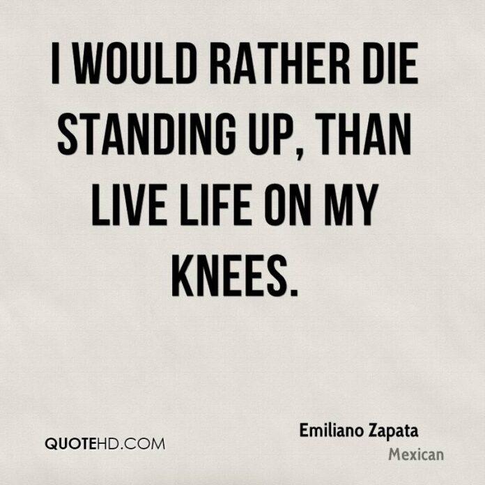 emiliano zapata life quotes quotehd