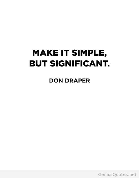 february simple quote