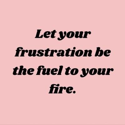 frustration tumblr