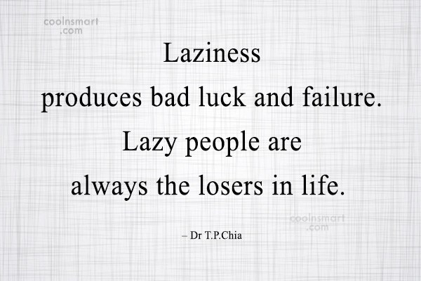 laziness quotes sayings about procrastination images