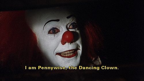 pennywise the dancing clown quotes you vs pennywise the