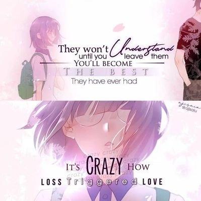 anime love quotes bajwasanjana twitter