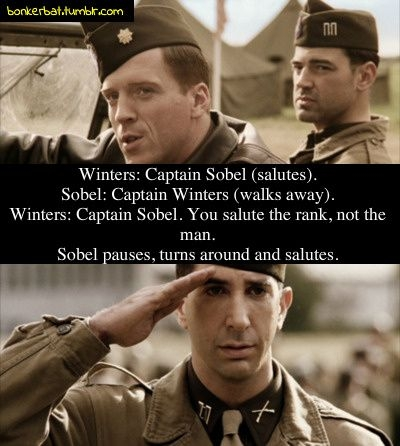 band of brothers damien lewis david schwimmer o lt