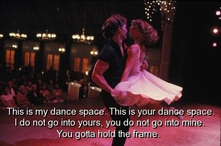 movie dirty dancing quotes and sayings dance space