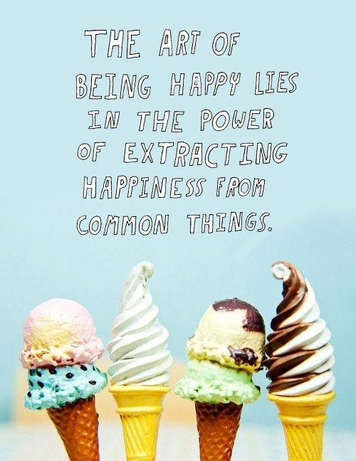 pin meredith on quotes happy quotes ice cream quotes