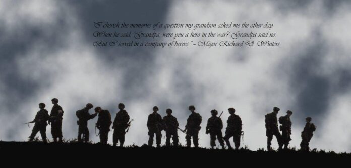 quotes about band of brothers 54 quotes
