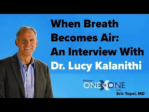 when breath becomes air an interview with dr lucy kalanithi