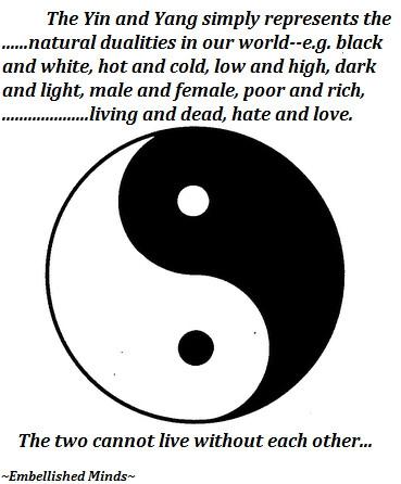 wisdom quotes yin yang symbol wisdom quotes yin yang sym