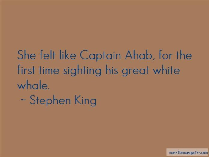 captain ahab whale quotes top 4 quotes about captain ahab