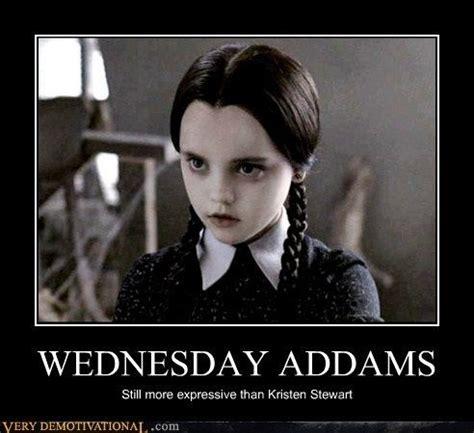 wednesday addams memes