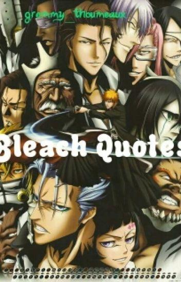 bleach quotes shinra phoenix wattpad