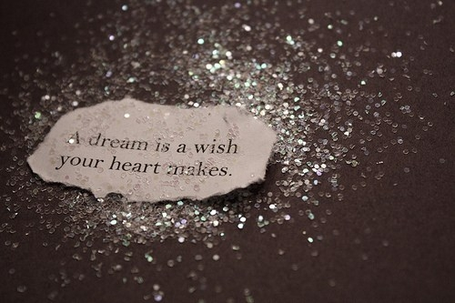 dream black and white glitter quotes image 763471 on