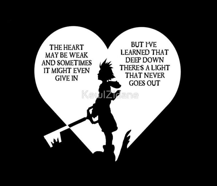kingdom heart quotes google search sora kingdom hearts