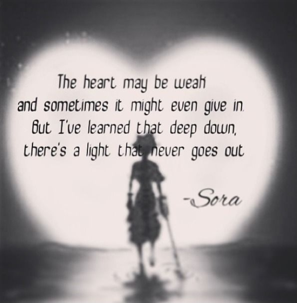 kingdom hearts quote quote number 608183 picture quotes