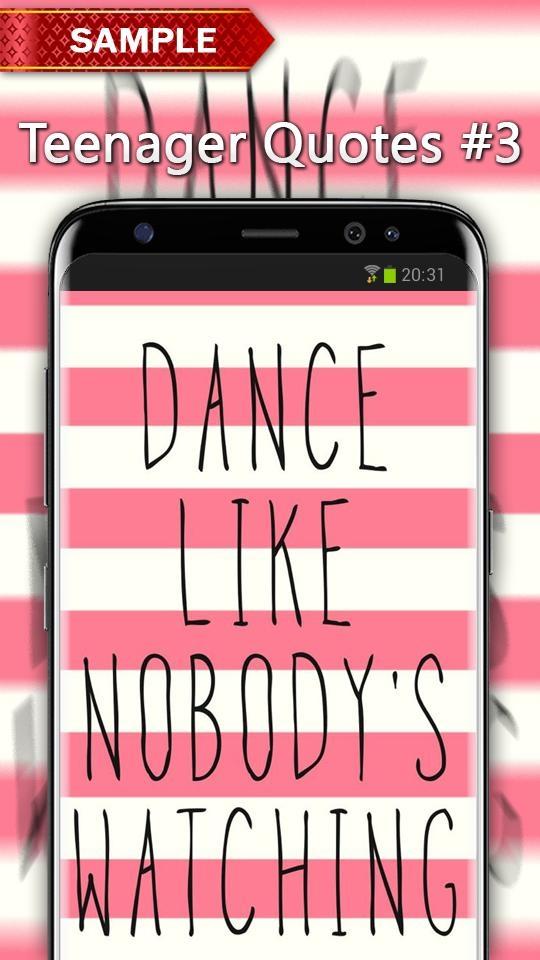 teenager quotes wallpapers fr android apk herunterladen