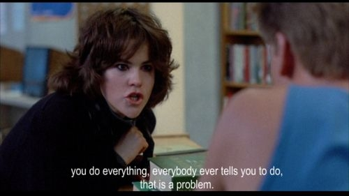this girl was the realist breakfast club quotes the