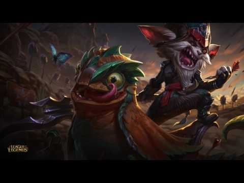 voice kled the cantankerous cavalier english