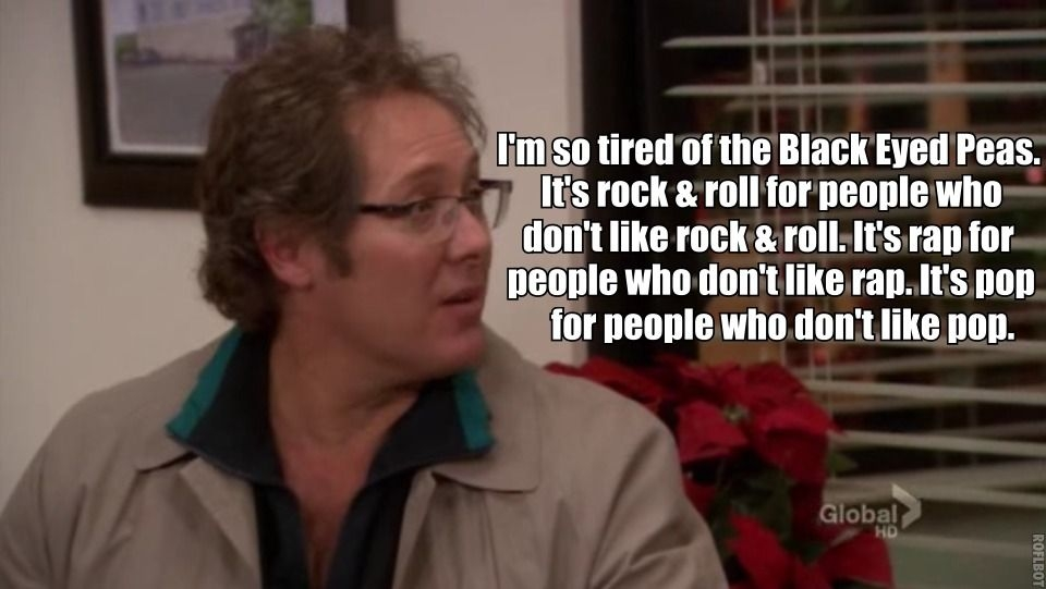 yes robert california from the office theoffice black