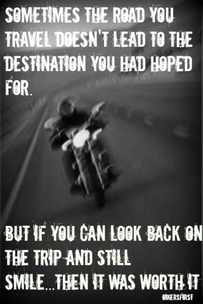 biker quote tumblr