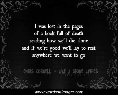 chris cornell quotes collection of inspiring quotes