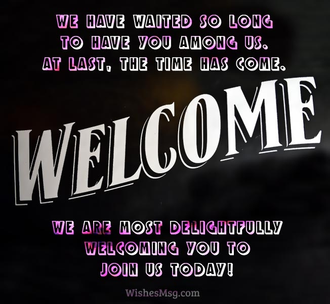 langolocreativoditotiblogspot welcome quotes for new