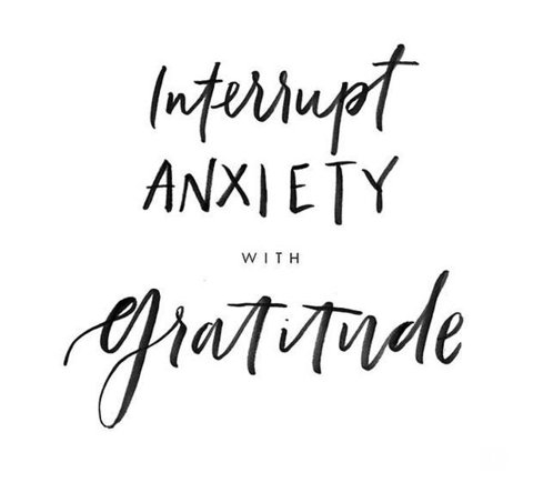 rachel hollis on twitter its impossible to feel anxiety