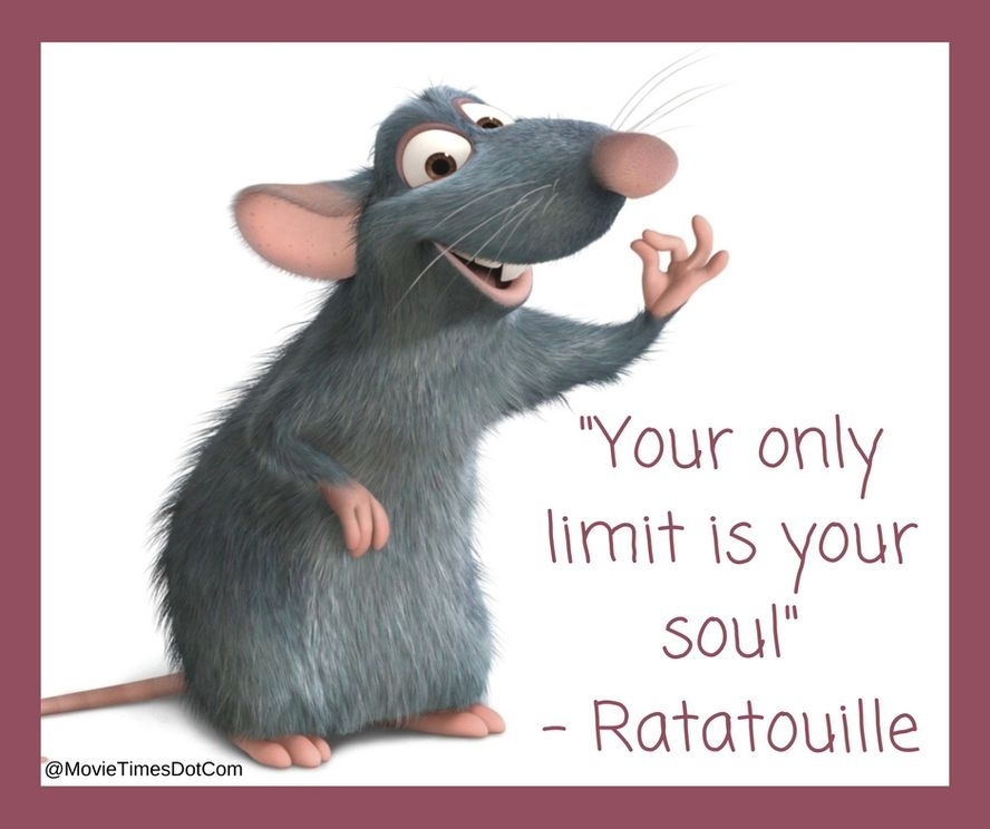 ratatouille quote quotes