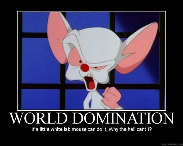 pinky and the brain quote quote number 551221 picture quotes