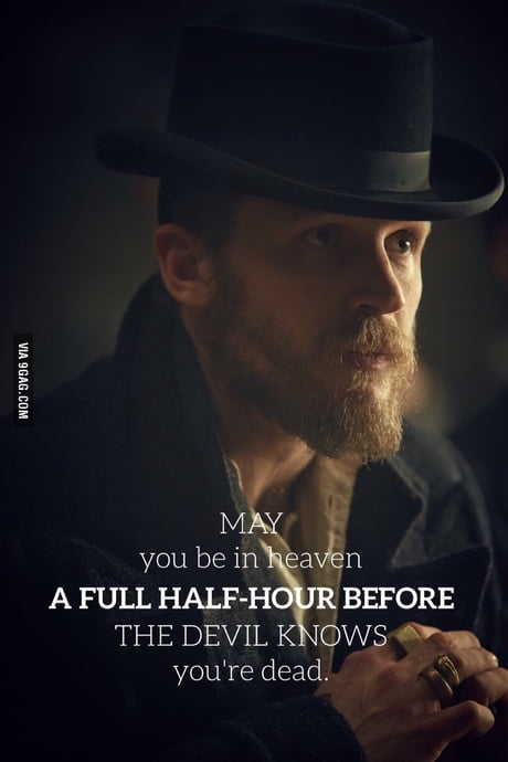 how i feel about my ex gf quote from peaky blinders