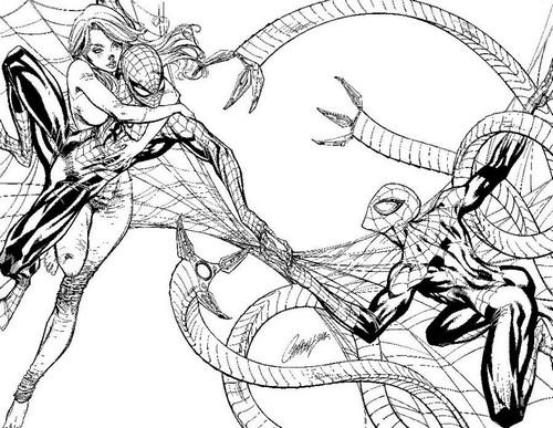 Amazing Spider-Man #700 Midtown Exclusive cover par J