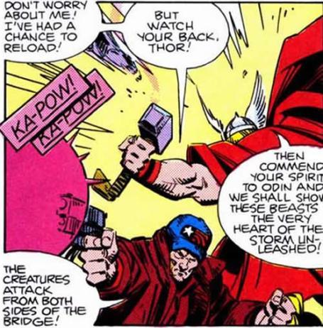 Image result for Roger Willis marvel comics