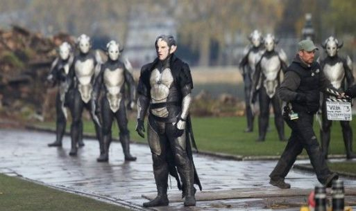 Thor 2 Malekith and Dark Elves