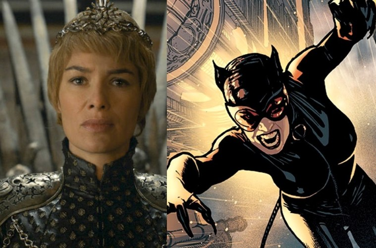 Gotham City Sirens Lena Headey è Interessata Al Ruolo Di Catwoman