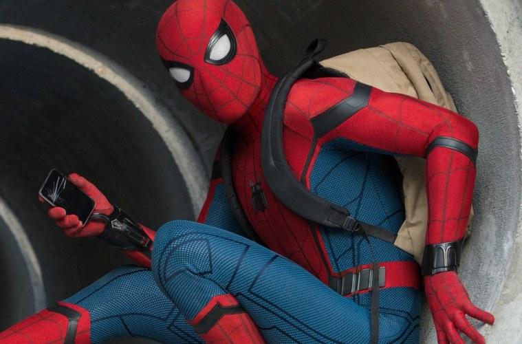 scena post-credit di Spider-Man: Homecoming