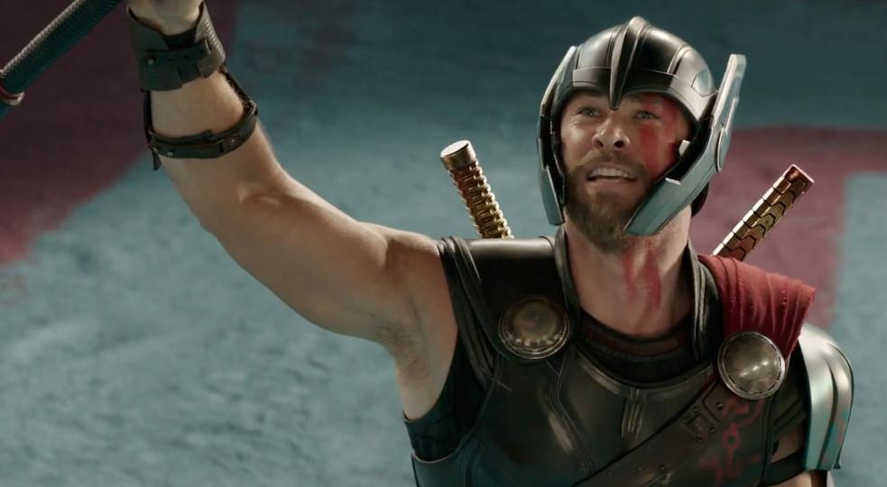 Migliore riproduzione artistica di qualit/à decorazione da parete regalo Canvas A0 Poster cinematografico di Thor Ragnarok 5